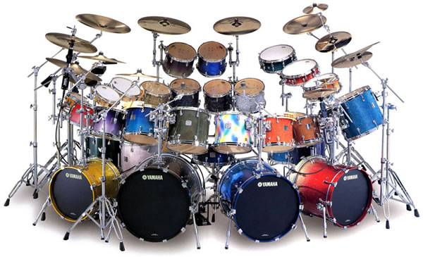 Rediculously Massive Drum Kits - DRUMMERWORLD OFFICIAL ...